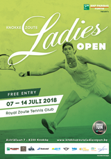 Knokke Zoute Ladies Open 2018