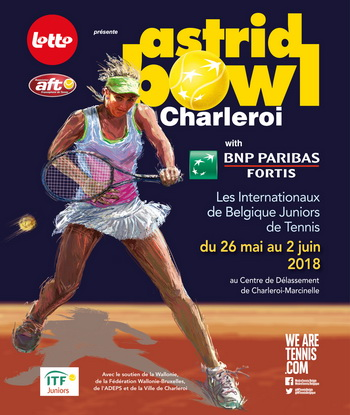 54th Astrid Bowl Charleroi, Belgian International Junior Championships