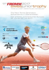 Swiss Junior Trophy Sommer Tennis Europe