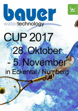 Bauer Watertechnology Cup 2017