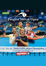 Peugeot Slovak Open 2018