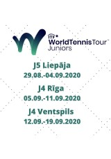 Ventspils Open by Babolat 2020