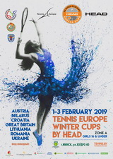 Zone A G16 2019 Tennis Europe Winter Cups by HEAD