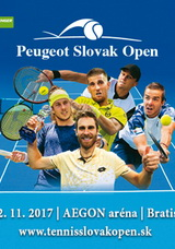 Peugeot Slovak Open 2017