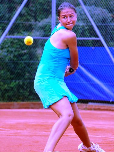Tennis Europe 16U. International Tournament - Foligno.