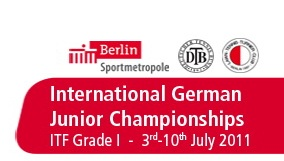ITF Junior Circuit. Airberlin German Juniors