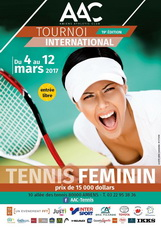 Internationaux Feminins D'Amiens