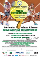 Merko Estonian Open