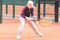 ITF Juniors. Lion Cup. Брич и Борисюк покинули турнир