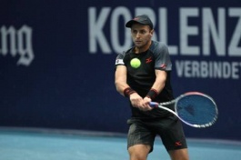 ITF World Tour. RPM Prague Open. Игнатик уступил квалифаеру