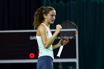 ITF Women's Circuit. Soho Square Egypt Women's Future. Анна Кубарева вышла в основную сетку одиночного разряда