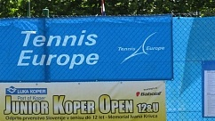 Tennis Europe 12&U. 8.Luka Koper Junior Open Under 12. Степанов проиграл