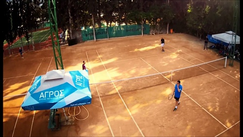 Eleon Tennis Club TEU16 (2018)