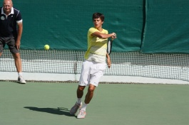 ITF Men's Circuit. 10th Lyttos Beach. Шило вышел в финал!