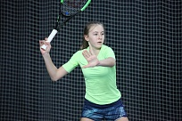 World Tennis Tour Juniors. Koza Wos Cup II. Фалей вышла в финал