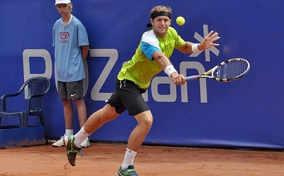 ATP Challenger Tour. UniCredit Czech Open. Игнатик покинул турнир
