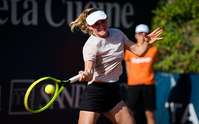 WTA Tour. Palermo Ladies Open. Саснович пробилась в основную сетку
