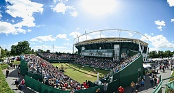 ATP Tour. Gerry Weber Open 2018. Мирный и Освальд уступили.