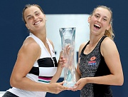 WTA Tour. Miami Open presented by Itau. «Sunshine double» Арины Соболенко!