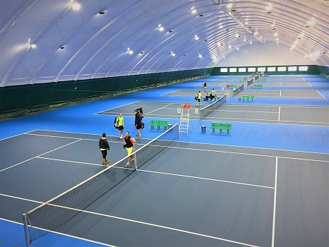 Zone D G12 2020 Tennis Europe Winter Cups by HEAD