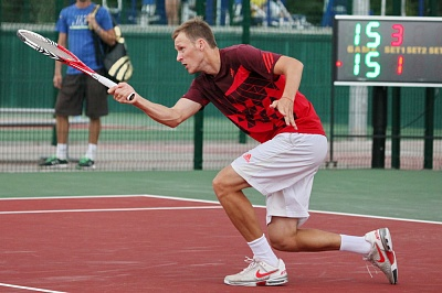 ITF Men's Circuit. Bakersfield Tennis Open. Бетов покинул турнир
