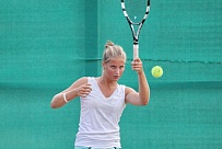 ITF Women's Circuit. GD Tennis Cup. Гончарова проиграла и покинула турнир