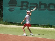 ITF World Junior Tour. Ioannides Academy Junior Tournament. Второй шанс Климчук