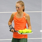 ITF Junior Circuit. Marshall Open in Honour of Anna Smashnova. Виноградова проиграла во втором круге квалификации