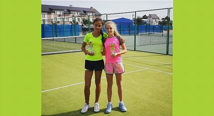 Tennis Europe 16&U. Pajulahti Cup. Саулевич и Шабанова — финалистки турнира в парном разряде