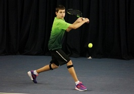 ITF World Junior Tour. Dubrovnik Cup. Калинин в финале