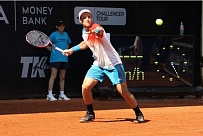 ATP Challenger Tour. Moneta Czech Open. Игнатик выбыл во втором круге