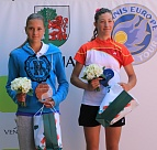 Tennis Europe 14U. Venden Cup. Готовко финалистка