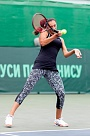 Women's ITF World Tennis Tour. Soho Square Egypt W15 week 6. Второй личный финал Тальби