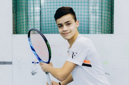 World Tennis Tour Juniors. 2nd Velayat Cup Junior Tournament. Арутюнян побеждает иранцев