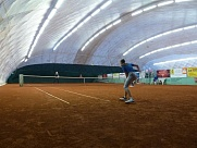 Tennis Europe 16&U. School Lobik. Петрушко в Словакии
