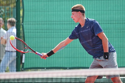 ATP Challenger Tour. City of Onkaparinga Tennis Challenger. Ивашко покинул турнир