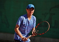 ITF Juniors. Donetsk City Cup 2018. Неудачный старт Артема Бардина