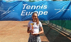 Tennis Europe 16&U. Pinsk Open. Успехи белорусов на домашнем турнире