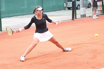 ITF Women's Circuit. Engie Open Andrezieux-Boutheon. Морозова продолжает