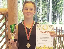 Tennis Europe 14&U. Aizenshtadt Memorial. Выбили двух сеянных