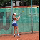 ITF Junior Circuit. HAP International Junior Tournament. Анна Виноградова в Израиле