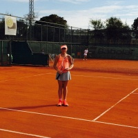 ITF World Junior Tour. Tel Aviv Ganei Yehoshua Open. Виноградова в четвертьфинале
