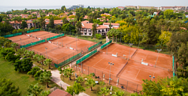 Tennis Europe 14&U. Tennis Organisation Cup. Шкиленок в Турции