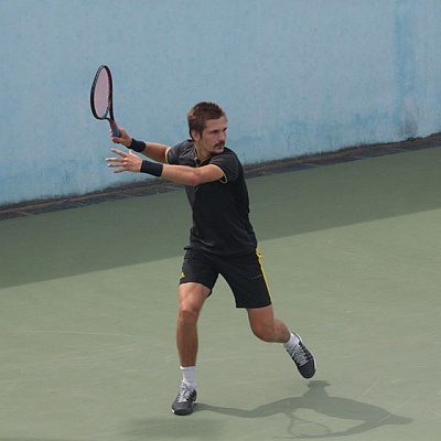 Men's ITF World Tennis Tour. M15 Sharm el Sheikh. Хомит терпит неудачу