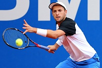 ITF World Tour. RPM Prague Open. Игнатик уступил