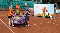 ITF World Junior Tour. Flower Bulb Tournament. Приц в стране цветочных луковиц