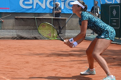 ITF Womens Circuit. OPEN ENGIE SAINT GAUDENS 31 Occitanie. Вера Лапко — победительница!