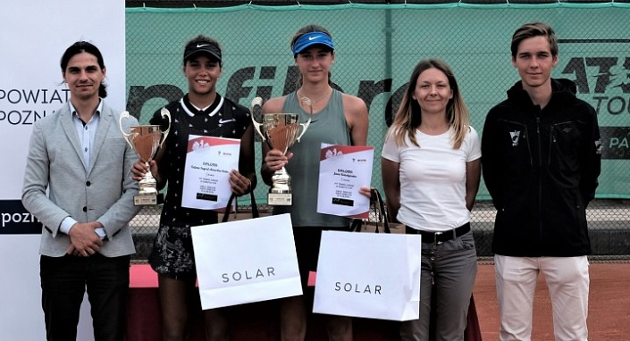 ITF World Junior Tour. Sobota Powiat Poznanski Junior Cup. Пятый титул Колодынской