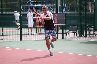 ITF Men's Circuit. Rising Star Tour. Дмитрий Жирмонт сыграет в полуфинале