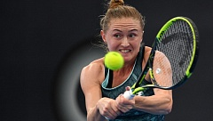 WTA Tour. Brisbane International. Саснович уступила в финале